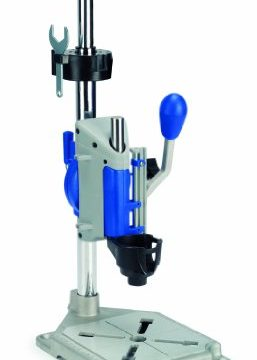 Dremel-3-in-1-Workstation-Drill-Press-Rotary-Tool-Holder-and-Flex-Shaft-Tool-Stand-BlackBlue-0